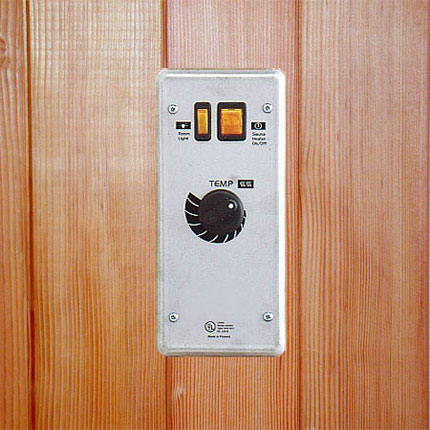 Polar PSC Club External Sauna Control Panel