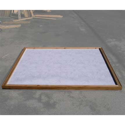 Interior Modular Sauna Tray Base