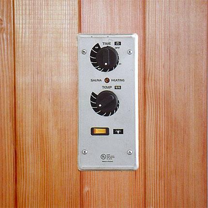 Polar PSC-60 Sauna Heater Control Panel