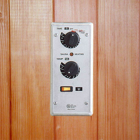 Polar PSC-9 Sauna Heater Control Panel