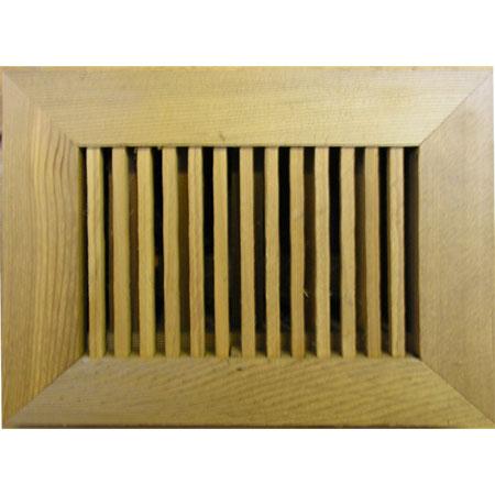 """Sauna Vent Grill  4""""x 6"""""""