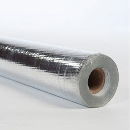Sauna Foil Vapor Barrier / Fits 4x6x7 / 150 Sq. Ft.