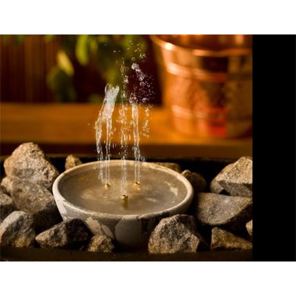 Sauna Heater Water Fountain