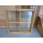 "28""x28"" Sauna Window"