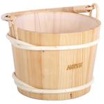 Wood Sauna Bucket 3 Gallon