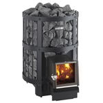 Harvia Legend 150 SL Wood Burning Sauna Heater (External Feed)
