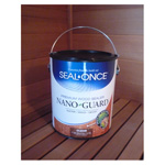 Sauna Seal Once Nano Guard  - 1 Gallon