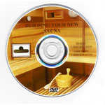Sauna Construction DVD Video