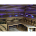 Steam and Sauna Chromatherapy Light