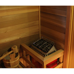 Sauna Heater Guard Rail