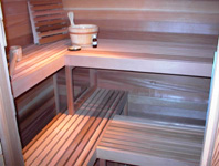 7'x9' Sauna Kit | DIY Precut + Heater Package
