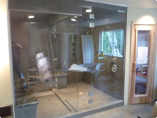 Precut Indoor Saunas Kits
