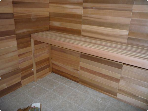 Prefab Modular Sauna Assembly 8x12