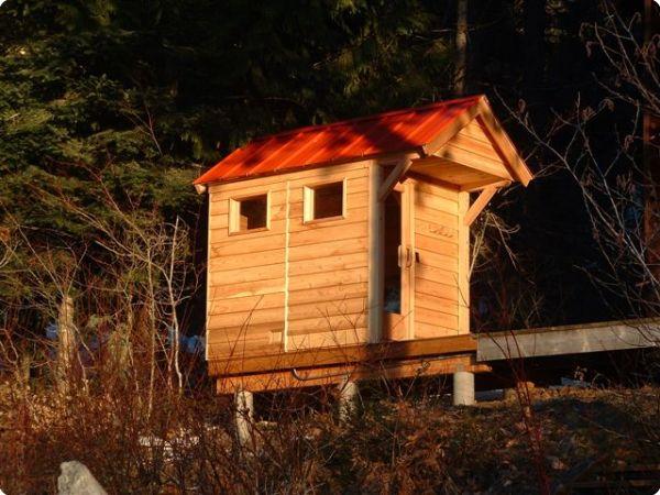 Cedarbrook Sauna