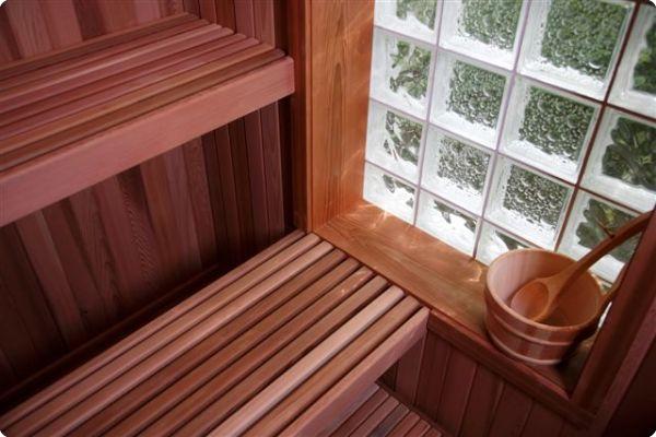 William S Sauna Tour