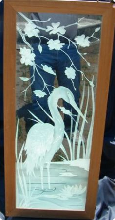 Custom Etched Glass
