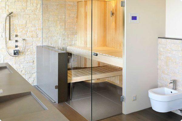 ... Modern Sauna ...