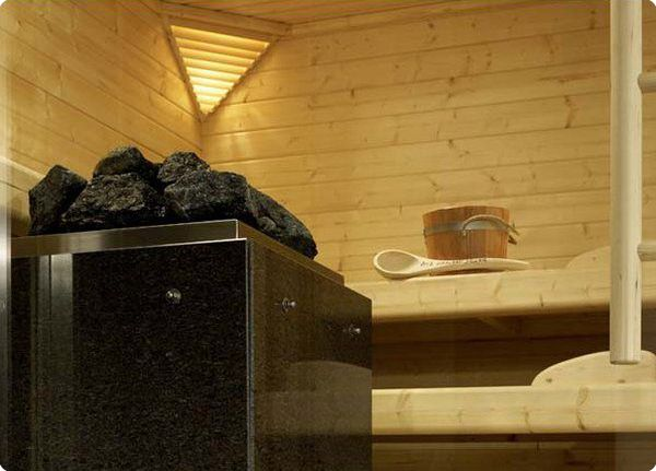 ... Moder Sauna Lamp ...