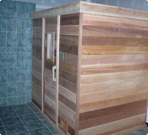 Sauna Kit Indoors