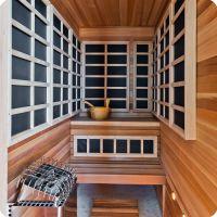 List Of Accessories, Closet Turned Into A Sauna